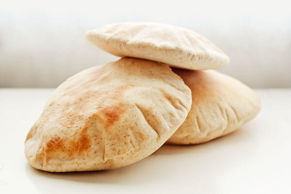 Pan de Pita.