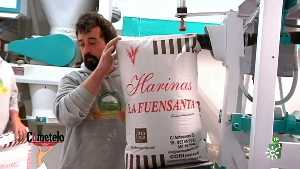 Reportaje Harinas la Fuensanta.