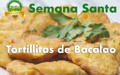 Tortillitas de Bacalao