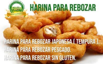 Harina para rebozar