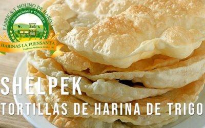 Shelpek – Tortillas de harina de trigo