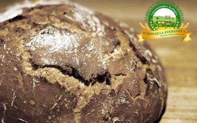 Pan de espelta integral