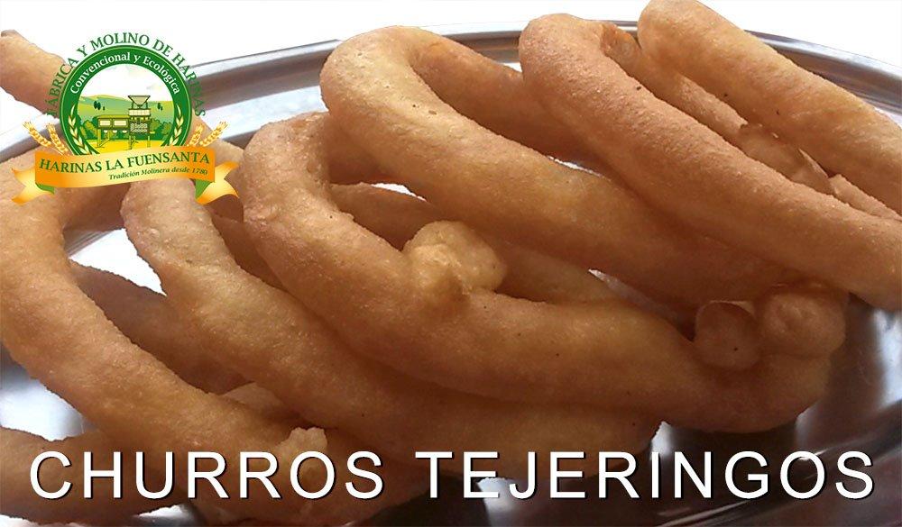 Churros Tejeringos